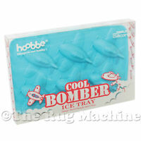 COOL BOMBER ICE TRAY - Super Cool Bomb Shape Cubes - Great for Parties *NEW*