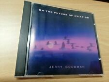 Jerry Goodman - On the Future of Aviation - CD - Private - 1985 - Like New Japan