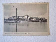 Cartolina Locale 1940 San Giorgio di Nogaro Porto Udine Friuli Venezia Giulia