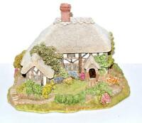 Lilliput Lane Old Shop at Bignor Miniature Masterpiece handmade UK