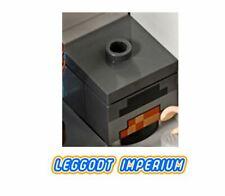LEGO Minifigure - Minecraft Lit Forge - furniture FREE POST