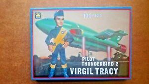 Vintage Thunderbirds  100 Piece Jigsaw  (By King 1993)  -NEW and SEALED