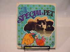 A Special Pet   A Whitman Tell-a-Tale Book   1968 Vintage