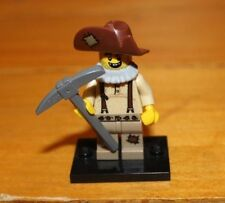 lego mini figure series 12 prospector