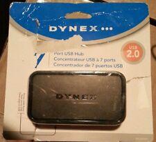 DYNEX DX-U27H41 7 PORT USB HUB 2.0
