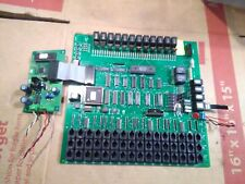 planet earth grand treasure falls arcade redemption main pcb working #2