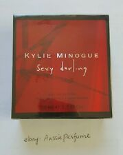 Kylie Minogue Sexy Darling 50ml 1.7oz EDT Spray Womens Perfume Rare Discontinued