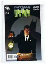 DC Comics Batman Legend Of The Dark Knight #207 VF/NM 2006