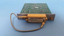 HP 8753D LIGHTWAVE COMPONENT ANALYZER 5086-7413 SAMPLER IF PCB MODUL 08753-60059