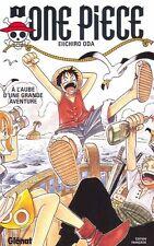 ONE PIECE tome 1 Oda manga shonen en français
