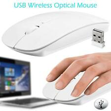 2.4 GHz Wireless Cordless Mouse USB Optical Scroll For PC Laptop Computer