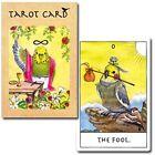 Bird Tarot Deck By Norisan 22 Major Arcana + 56 Minor Arcana + 3 Extra W/T NEW