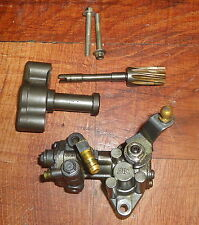 1987 -1989 70 75 80 90hp Mercury Mariner Oil Pump, Drive Shaft, housing & bolts