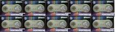 10 Lot New Snes Controllers With Box For Super Nintendo