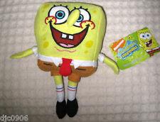 """SpongeBob Squartpants 10"""" Spongebob Plush Doll Soft Stuffed Toy Figure-New!"""