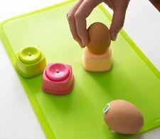 Egg Piercer Prevents Hard Boiled Eggs Shell Cracking - Kitchen Tools NEW