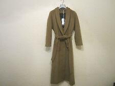 Fall Winter Spring Summer 'Vitamin C' Wool-Mohair-Polyamide-Blend Coat
