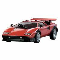 Kyosho dNaNo DNX305R ASC FX-101RM Countach LP500S Red 1/43