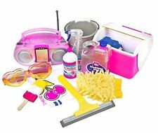 """Our Generation Shiny & New Car Wash Accessory Set For 18"""" Dolls"""