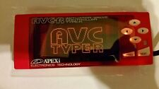 RARE RED Apexi AVCR AVC-R Electronic Boost Controller actuator valve type-r ebc