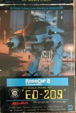ROBOCOP 2 ED-209 Argo nauts 3 FIGURE ROBOT 1/12 scale Model Kit Very Rare Unused