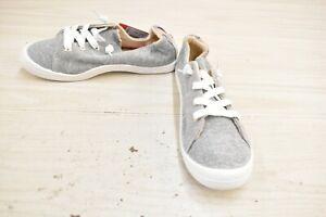 Roxy Rory Bayshore III Casual Shoes, Women's Size 8.5M, Gray