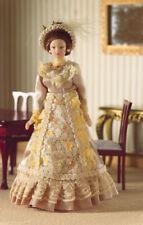 1/12 Scale Dolls House Emporium Victorian Lady Constance Doll Porcelain 4704