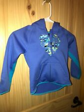 Under Armour hoodie toddler size 4T