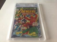 AVENGERS 134 CBCS 9.4 WHITE PGS ORIGIN MANTIS VISION MARVEL COMIC LIKE CGC