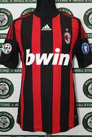 Maglia calcio MILAN GATTUSO TG M 2008/09 shirt trikot maillot camiseta jersey