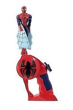 Marvel Ultimate Spiderman Flying Heroes Super Hero Action Toy Pull Cord
