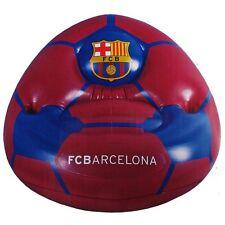 Sklep kibica FC Barcelona - fotel dmuchany