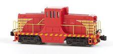 ESCALA N - Bachmann Locomotora diesel GE 44 Tonelada Switcher DCC 81852 NEU