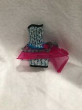 Monster High 11� Doll Dot Dead Hothouse Lagoona Blue Replacement Dress