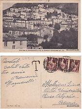 # SAN DONATO VAL DI COMINO: PANORAMA    1948