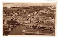 Mevagissey - Photo Postcard c1940s