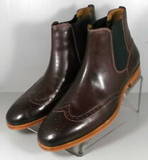 271243 FTBT50 Men's Size 11.5 M Burgundy Leather 1850 Series Johnston Murphy