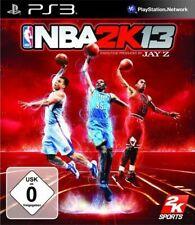 Ps3/Sony PlayStation 3 juego-NBA 2k13 de/en con embalaje original
