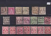 EARLY SWITZERLAND STAMPS,  REF  R 1483