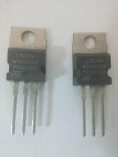 2x L7815CV 7815 LM7815 Stabilizzatore 15V 1,5A Regolatore Tensione + Dissipatore