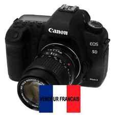FR Bague d'adaptation pr Objectif Minolta MD et Boîtier Canon EOS 200D 77D 850D