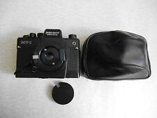 ZENIT-MT-1 SURPRISE 1988 RARE Russian Medicine SLR camera. INDUSTAR-50 MT lens