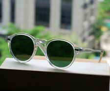 Vintage polarized sunglasses Hippie retro artists womens glass crystal G15 lens
