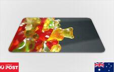 MOUSE PAD DESK MAT ANTI-SLIP|CANDY GUMMY BEAR JELLY BEANS #1