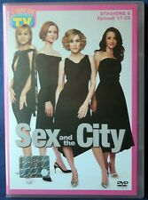 SEX AND THE CITY - STAGIONE 6 - EPISODI 17-20 - DVD n.02862