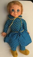 Vintage 1967 Mattel Talkng Mrs Beasley Family Affair Original Doll No Glasses