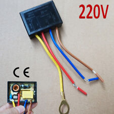 220V Touch Light Lamp Dimmer Switch Control Module Sensor Halogen Tungsten LED