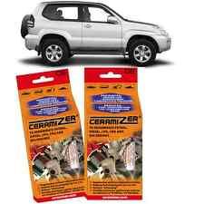 Ceramizer® Engine Oil Additive —Economize, Improve & Protect Car — Double Kit!
