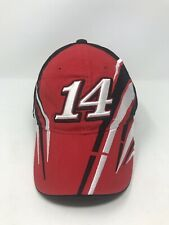 Tony Stewart Hat NASCAR #14 Office Depot  Adjustable Strap One Size Fits All