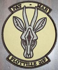 Patch -  AERONAVALE FLOTTILLE 21F - SABLE